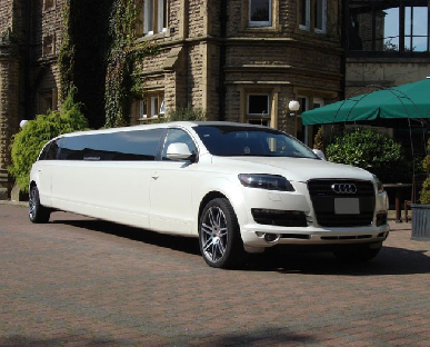 Limo Hire in Mid Wales