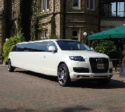 Audi Q7 Limo in Liverpool