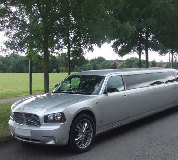 Dodge Charger Limo in Sussex