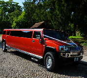 Hummer Limos in North Wales