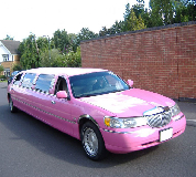 Lincoln Towncar Limos in Surrey