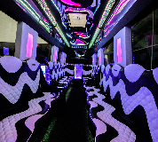 Party Bus Hire (all) in North Wales