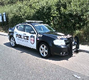 Police Car Hire in Ayrshire