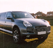 Porsche Cayenne Limos in Sheffield