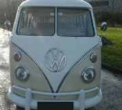 VW Campervan Hire in North West