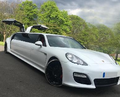 Porsche Panamera Limousine